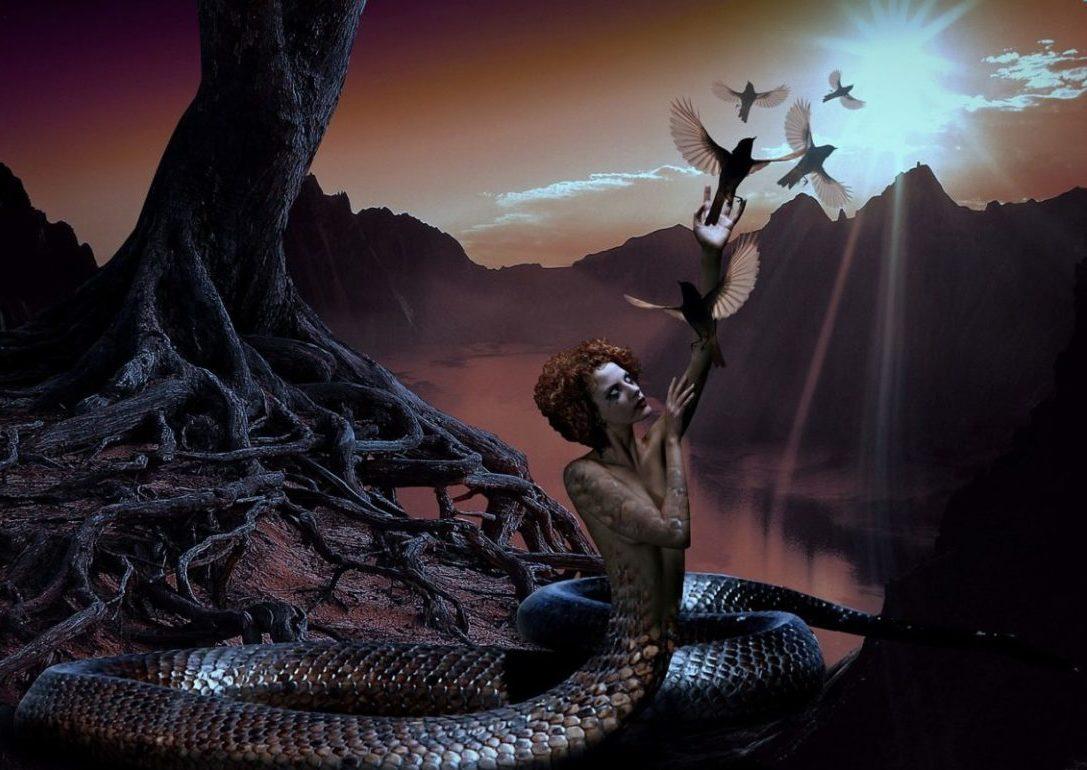 La Donna Serpente